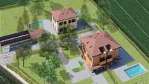 Appartamenti in vendita a Persiceto.